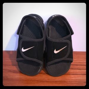 Nike Sunray Toddler Sz 8 Sandals GUC